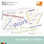Neue Flyer Für Iq Faire Integration Auf Deutsch Und Englisch
