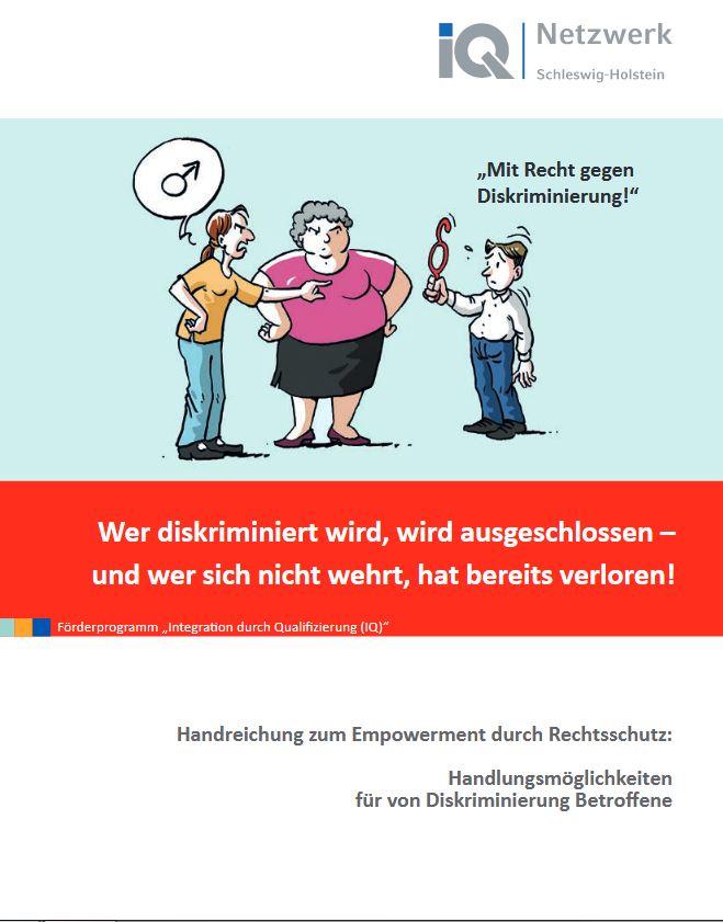 Bericht des Kieler Express am Wochenende: Handreichung zum Empowerment durch Rechtsschutz