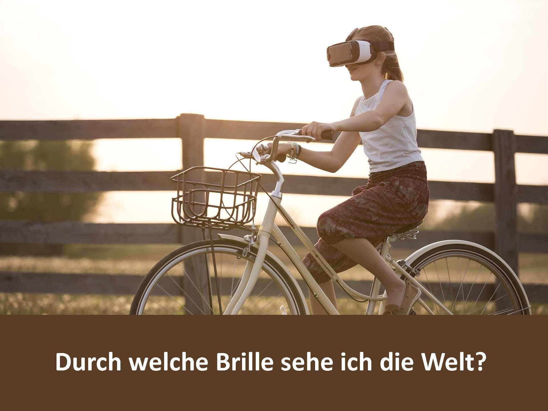 """Online-Workshop """"Unconscious Bias – Durch welche Brille sehe ich die Welt?"""" am 20.08.2020"""